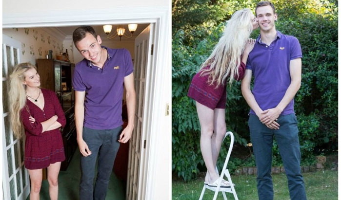 7 самых необычных пар, вызывающих удивление и восхищение