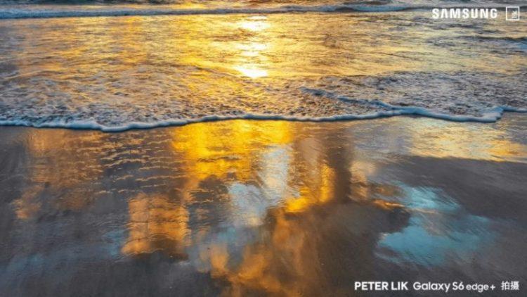 Самый дорогой фотограф мира опробовал Samsung Galaxy S6 edge+