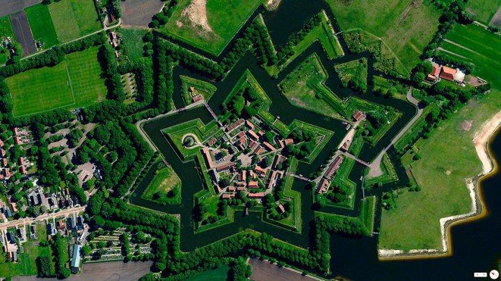 30 потрясающих фото Земли со спутника