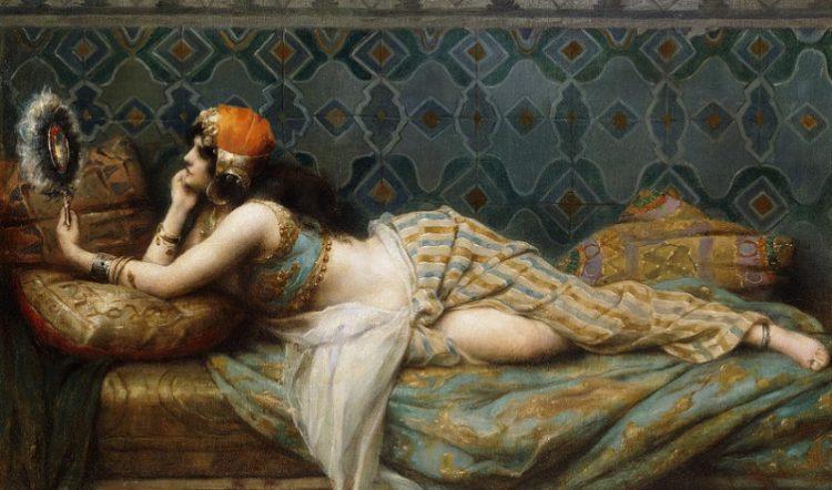 Султанский гарем и его обитательницы: главные особенности в фото
