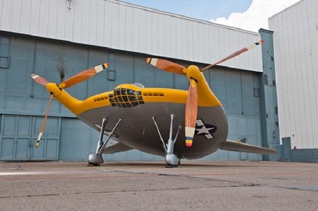 Самые необычные летательные аппараты в мире (20 фото)