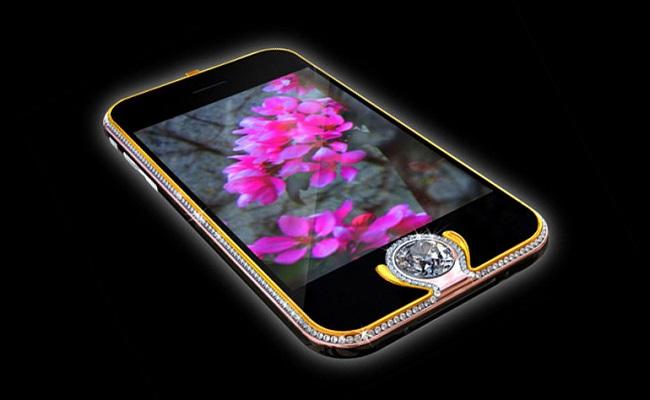 Самые дорогие телефоны в мире