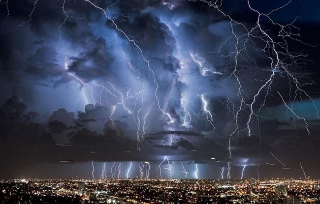 Удивительные природные явления, в существование которых трудно поверить (часть 1)