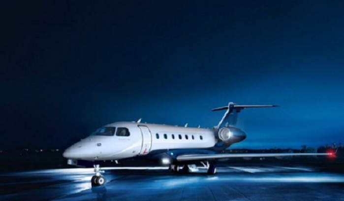 Джеки Чан приобрел личный самолет за 20 млн долларов