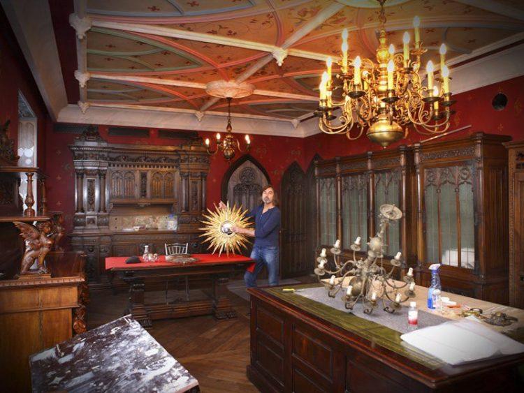 Как выглядит квартира Никаса Сафронова после ремонта: 27 фото
