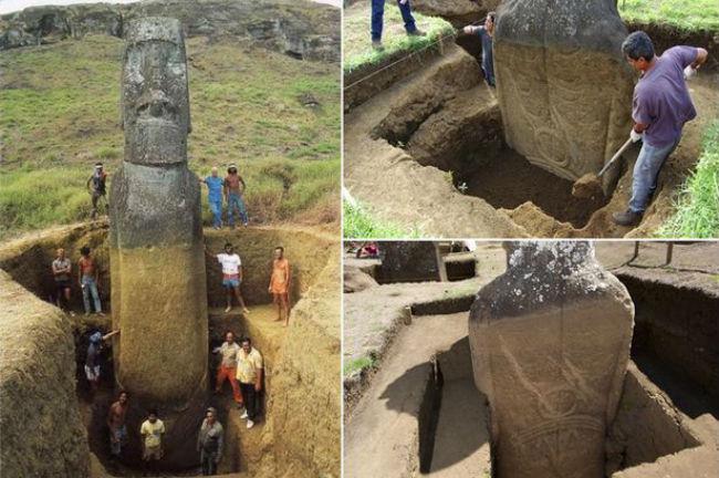 Археологи раскрыли последнюю загадку острова Пасхи