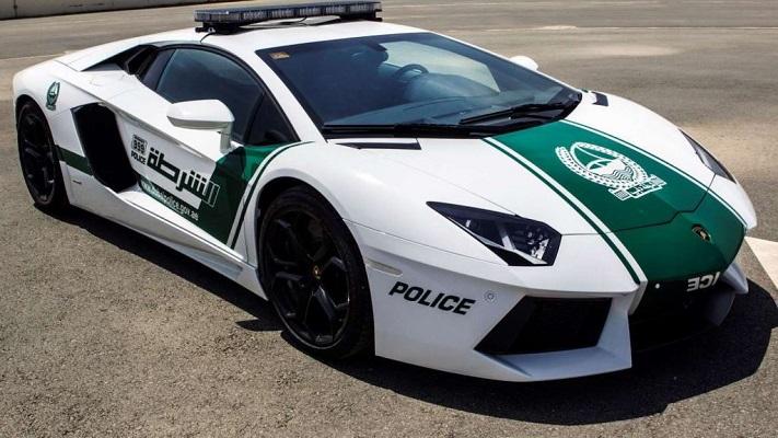 Суперскоростные полицейские машины, которые догонят любого автоэкстремала