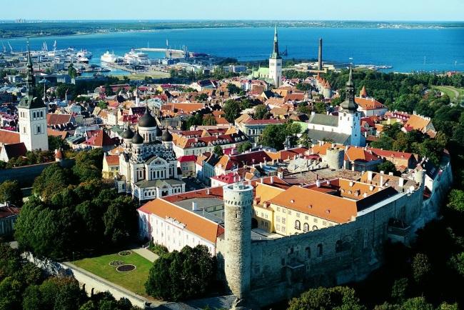 Таллин и другие города-крепости, которые стоит увидеть