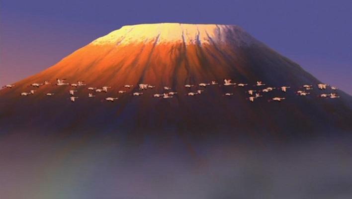 Реальные места из любимых мультфильмов Диснея