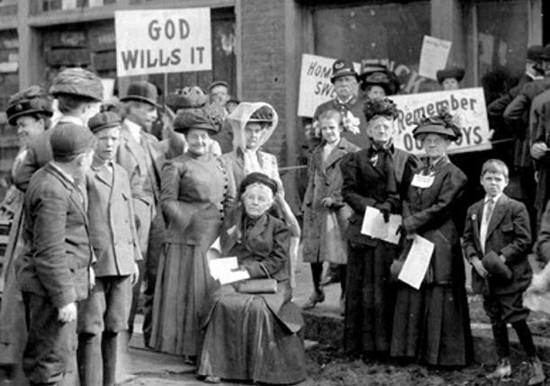 История феминизма или как женщины боролись за свои права