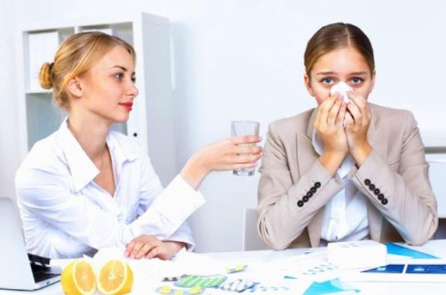 Самые распространенные ошибки при лечении гриппа и простуды