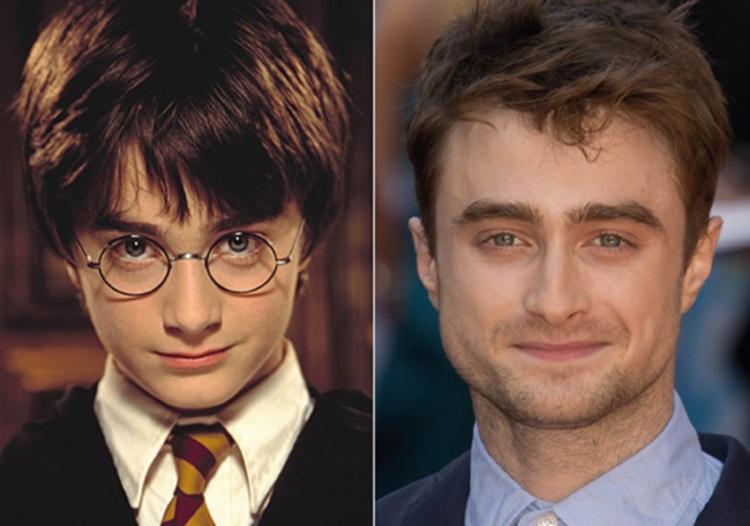 """Как сейчас выглядят звезды """"Гарри Поттера"""", 35 фото"""