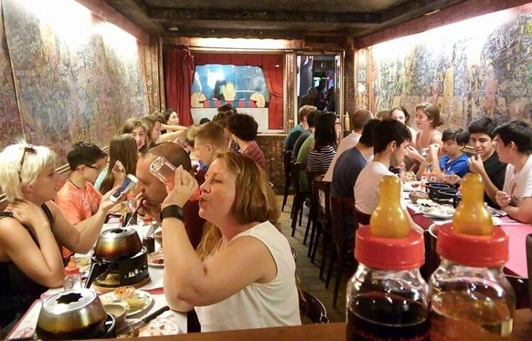 Самые оригинальные рестораны со всего мира: 25 фото