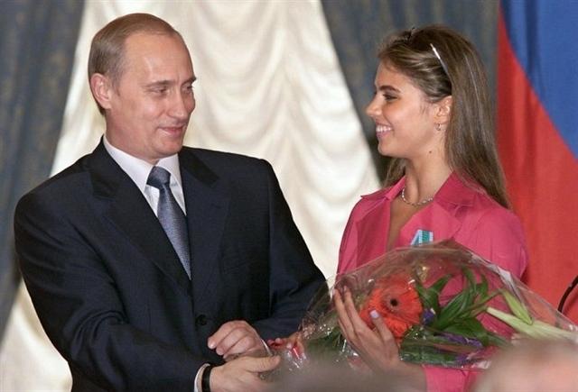 Факты из жизни Алины Кабаевой