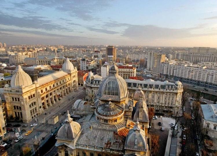 Прекрасная Румыния: самые посещаемые места и памятники архитектуры