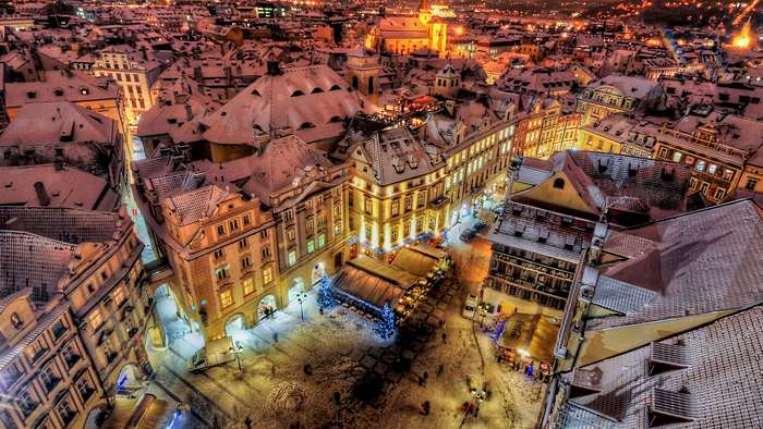 Невероятно красивые города Европы, которые стоит посетить зимой, 30 фото