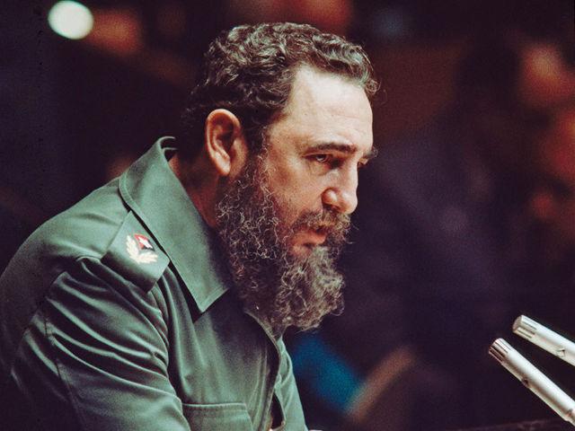 Фидель Кастро и его роль в кубинской революции