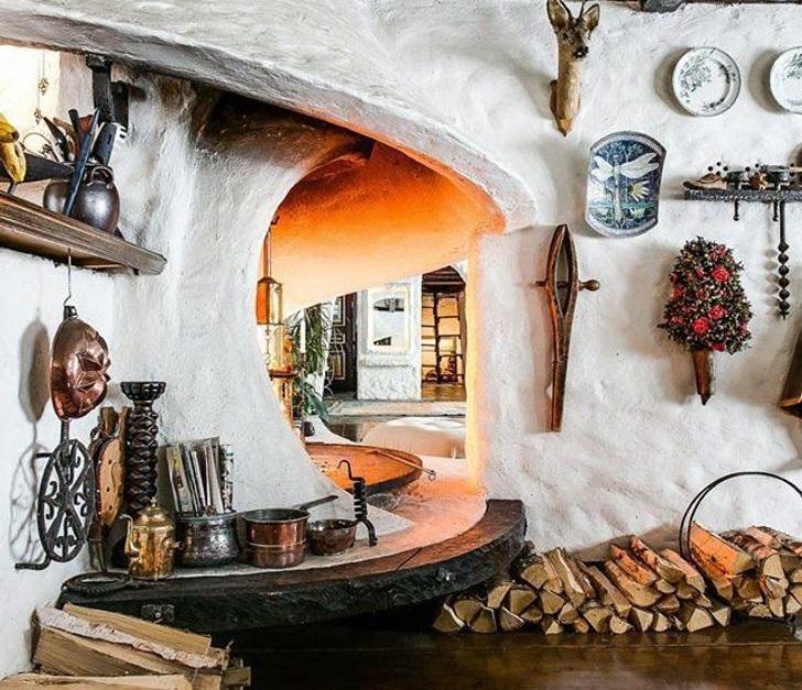 Немножко магии: старинные жилые здания с особой атмосферой