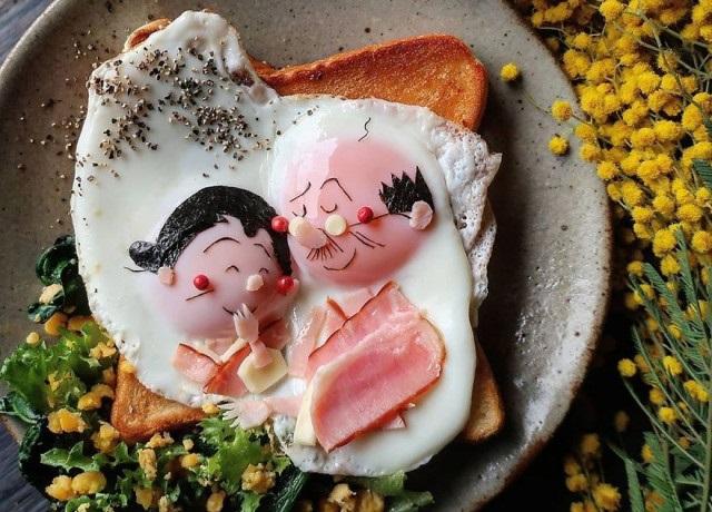 Съедобные шедевры от одной японской мамы, 30 фото
